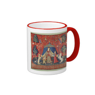 The Lady and the Unicorn: 'To my only desire' Mug