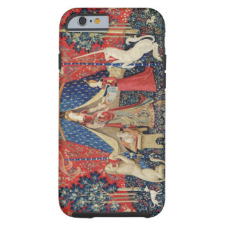 The Lady and the Unicorn: 'To my only desire' Tough iPhone 6 Case