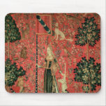 The Lady and the Unicorn: 'Touch' Mouse Pad