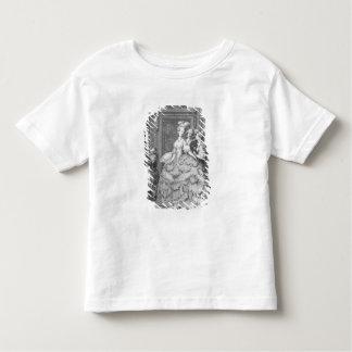 The lady at the Palais de la Reine Toddler T-shirt