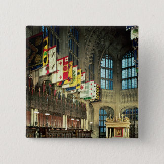 The Lady Chapel, begun in 1503 Pinback Button