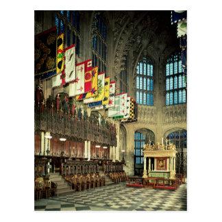 The Lady Chapel, begun in 1503 Postcard