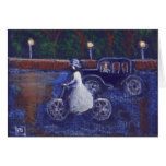 THE LADY CYCLIST GREETING CARDS