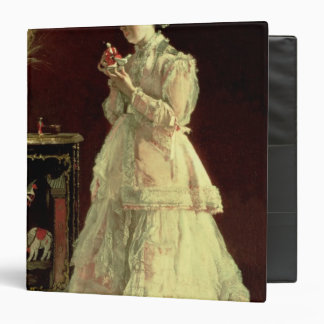 The Lady in Pink, 1867 Binder
