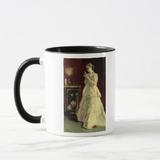 The Lady in Pink, 1867 Mug