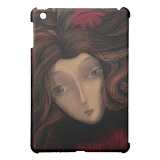 The Lady in Wait iPad Case