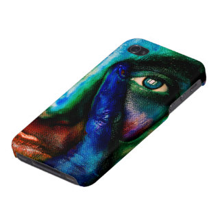 The Lady of a Thousand Rainbows Case For iPhone 4