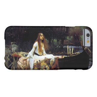 The Lady of Shallot Barely There iPhone 6 Case
