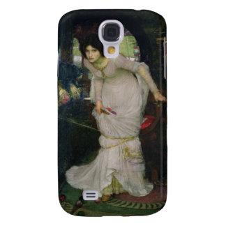 The Lady of Shallot by John Waterhouse Galaxy S4 Case