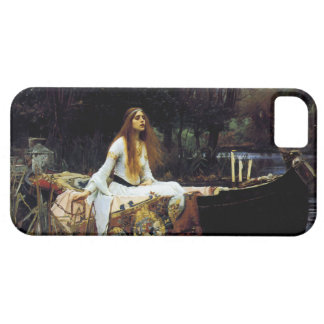 The Lady of Shallot iPhone 5 Covers