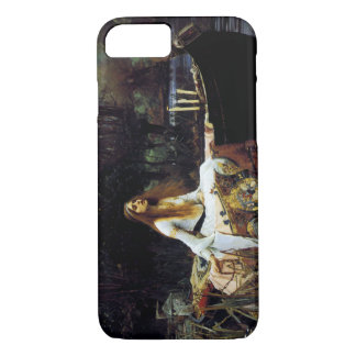 The Lady of Shallot iPhone 8/7 Case