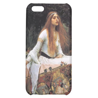 The Lady Of Shallot iPhone Case iPhone 5C Covers
