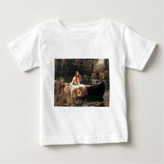 The Lady of Shalott by John William Waterhouse Baby T-Shirt