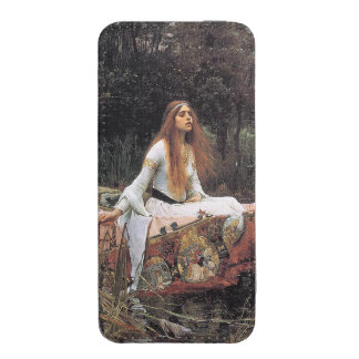 The Lady of Shalott by John William Waterhouse iPhone 5 Pouch