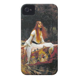 The Lady of Shalott iPhone 4 Cases