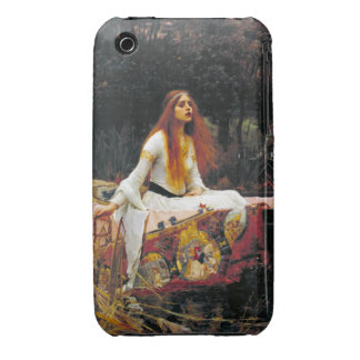 The Lady of Shalott Case-Mate iPhone 3 Case