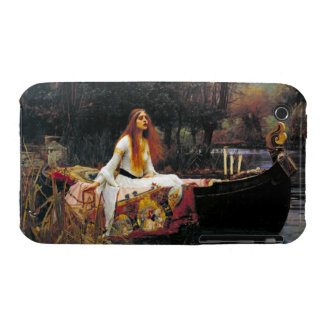 The Lady of Shalott iPhone 3 Covers