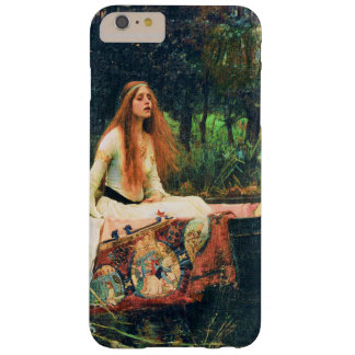 The Lady of Shalott John William Waterhouse Art Barely There iPhone 6 Plus Case