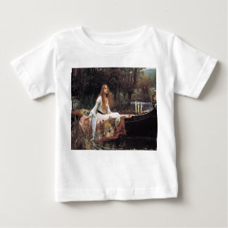 The lady of shalott painting baby T-Shirt