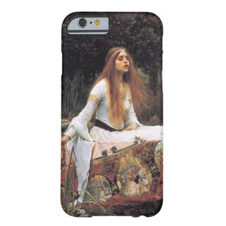 The lady of shalott painting barely there iPhone 6 case