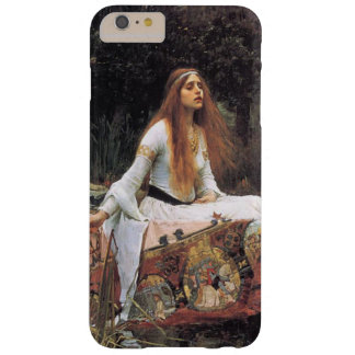 The lady of shalott painting barely there iPhone 6 plus case