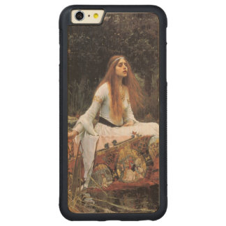 The lady of shalott painting carved® maple iPhone 6 plus bumper case