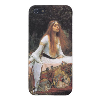 The lady of shalott painting case for iPhone SE/5/5s