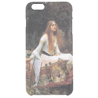 The lady of shalott painting clear iPhone 6 plus case