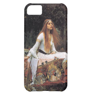 The lady of shalott painting cover for iPhone 5C