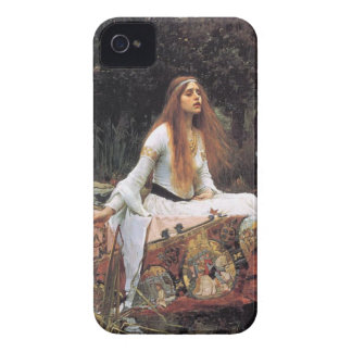 The lady of shalott painting iPhone 4 cases