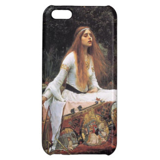 The lady of shalott painting iPhone 5C cover