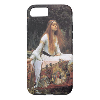 The lady of shalott painting iPhone 7 case