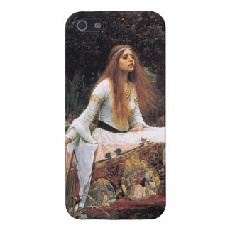 The lady of shalott painting iPhone SE/5/5s cover