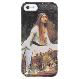 The lady of shalott painting permafrost® iPhone SE/5/5s case