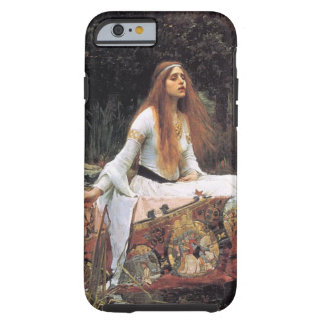 The lady of shalott painting tough iPhone 6 case