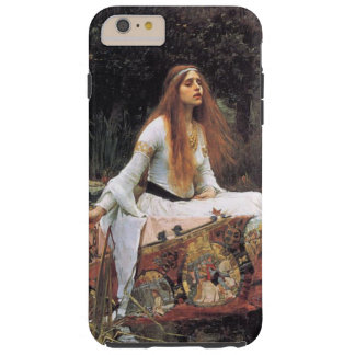The lady of shalott painting tough iPhone 6 plus case