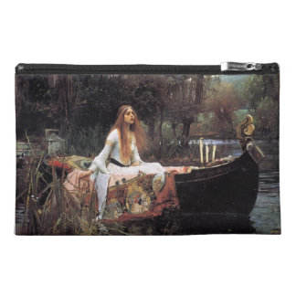 The lady of shalott painting travel accessories bags