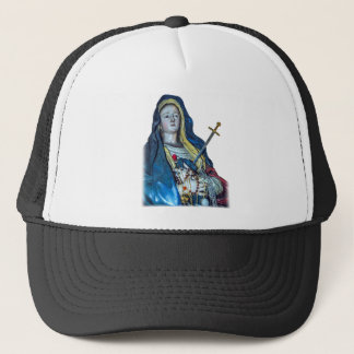 The Lady of Sorrows Trucker Hat