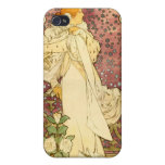 The Lady of the Camellias iPhone 4/4S Case