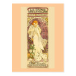 The Lady of the Camellias Postcards