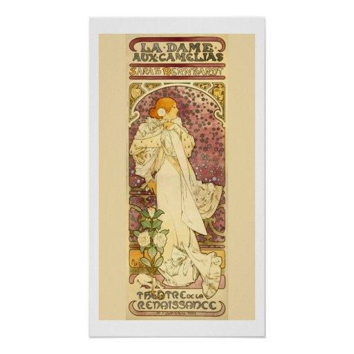 The Lady of the Camellias Posters
