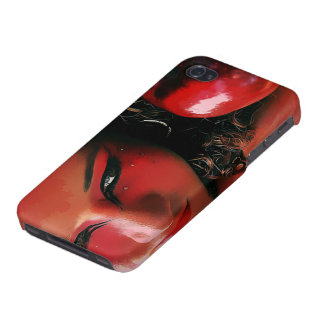 The Lady of the Forbidden Apple Cover For iPhone 4