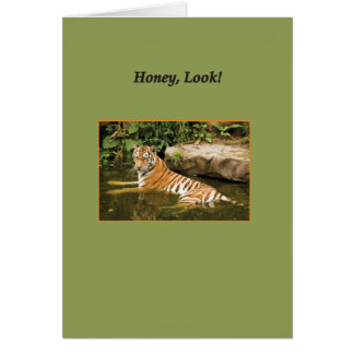 The Lady or the Tiger? Card