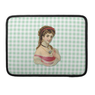 The Lady Sleeve For MacBook Pro