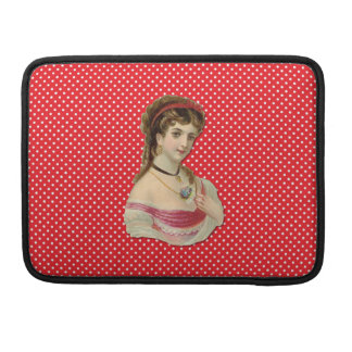 The Lady Sleeve For MacBooks