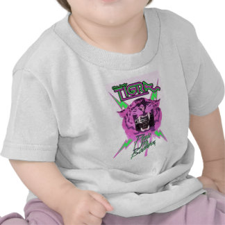 The Lady Tigra's Baby T Shirts