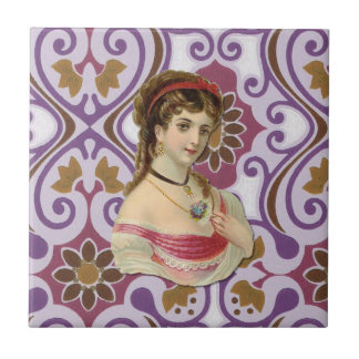The Lady Tile