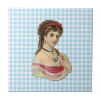The Lady Tiles