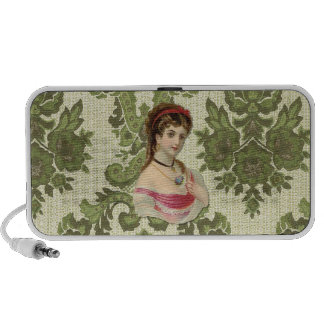 The Lady Travelling Speaker