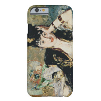 The Lady with Fans iPhone 6 Case